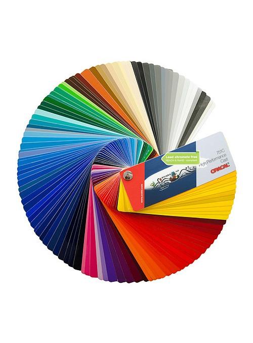 ORAFOL Farbfächer 751C