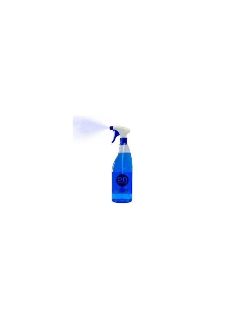 20 WRAPS | Surface Cleaner (Untergrundreiniger) mit Sprühkopf