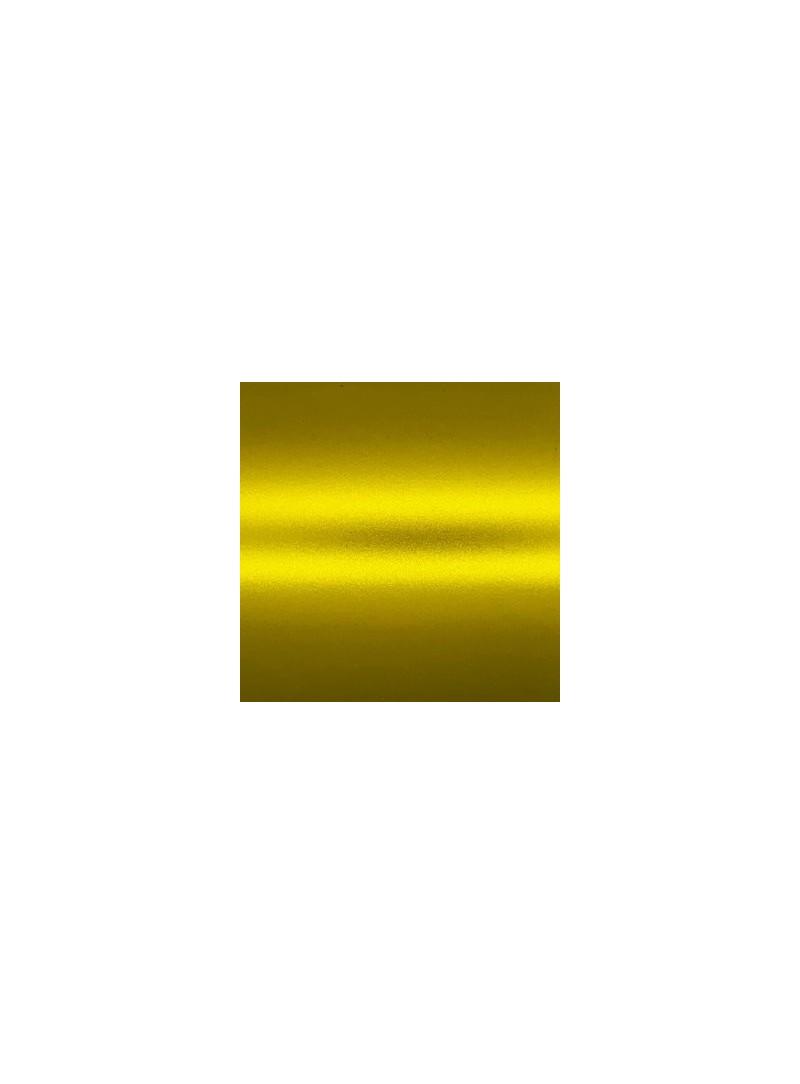 20 WRAPS   FC-30   Frozen Chrome Golden Lemon
