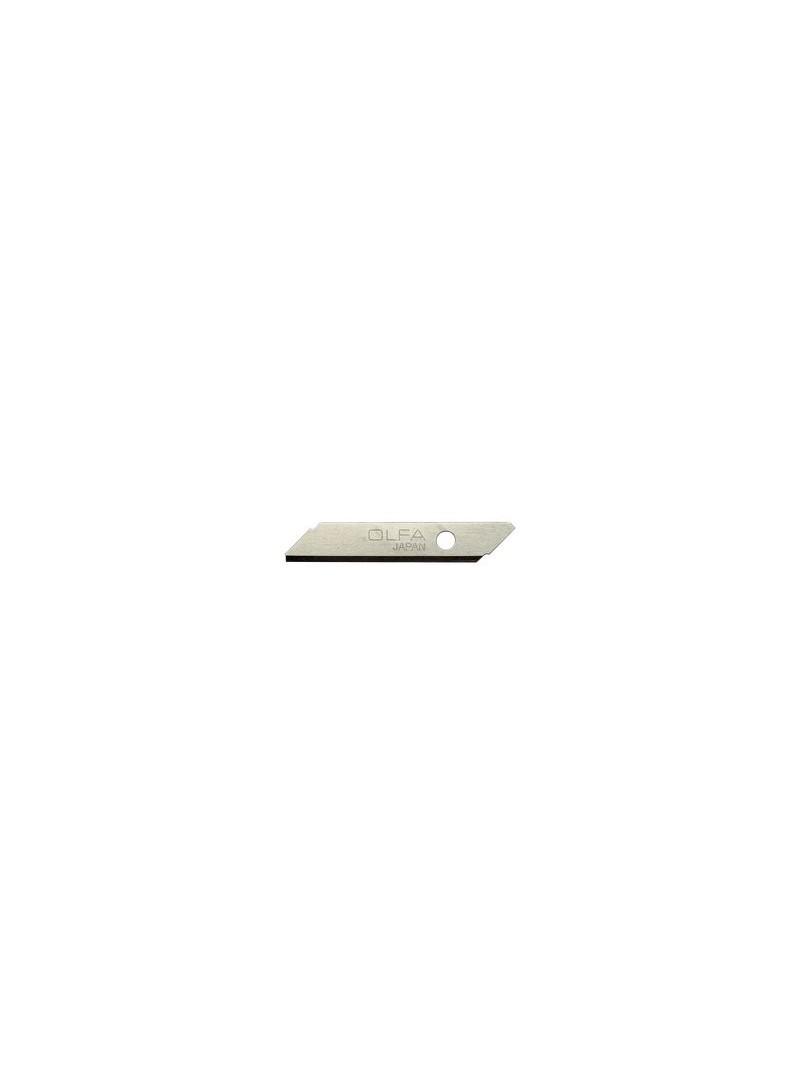 5 Ersatzklingen für das Messer OLFA TS-1  Empfohlenes Zubehör: OLFA Messer