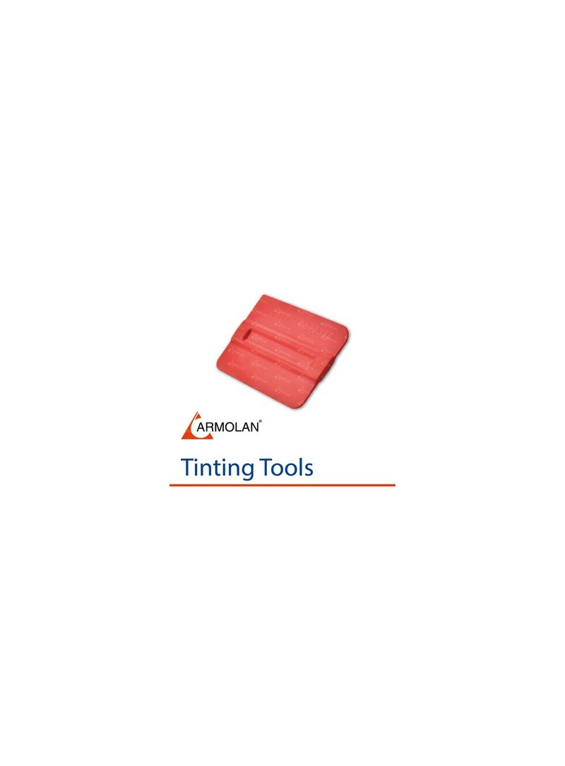 Bondo squeegee with magnetic