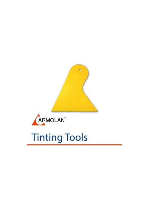 small special squeegee Yellow