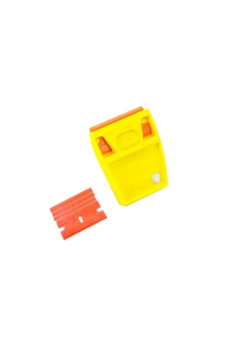 Lil Gripper | scraper holder incl. 5 plastic blades