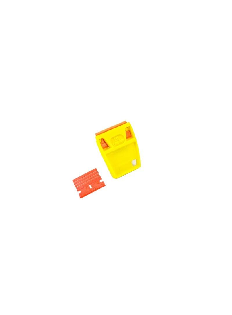 Lil Gripper | Schaberhalter inkl. 5 Kunstoffklingen