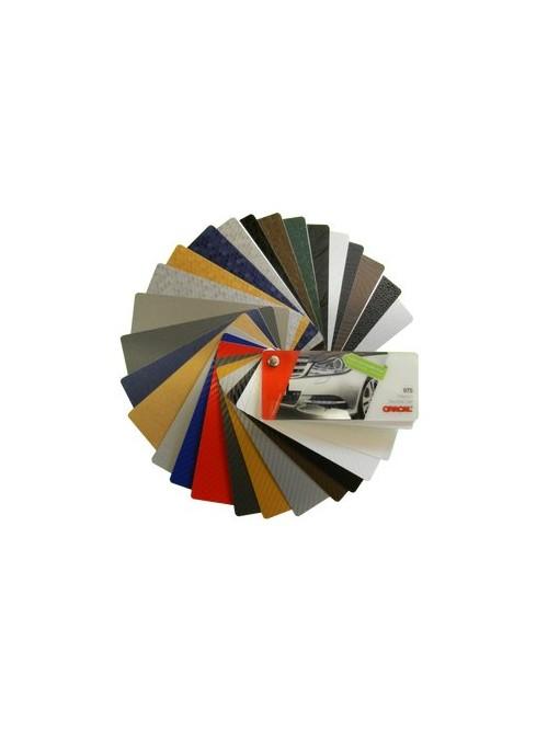 Farbfächer   Oracal 975