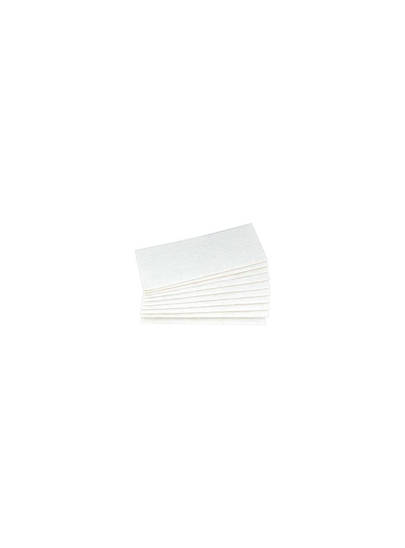 PTFE | Nadelfilz weiß | 10 Stück